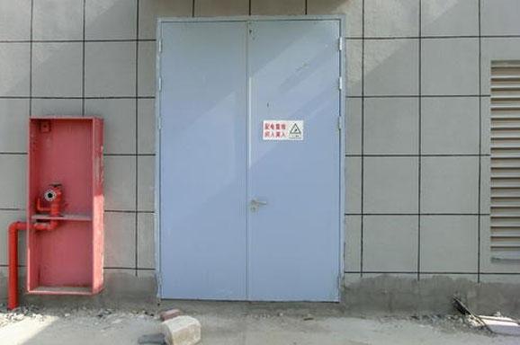 工厂防火门定制安装